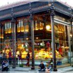 mercados gourmet en madrid