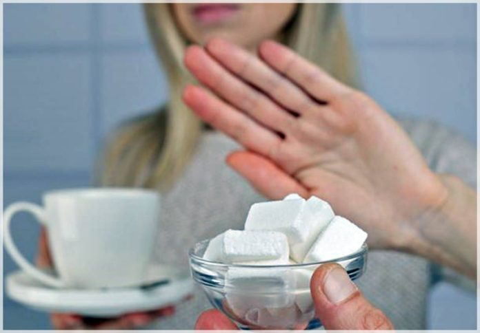 evitar la ingesta de azúcar