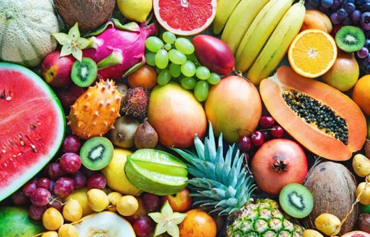 frutas con menos calorías